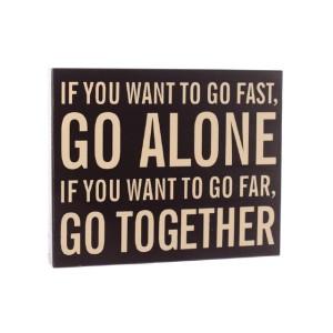 go-alone